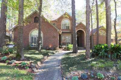 Tyler Single Family Home For Sale: 3705 Woods