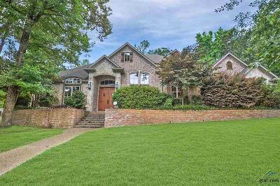 Tyler Single Family Home Contingent - Active: 4410 Crestridge Ct