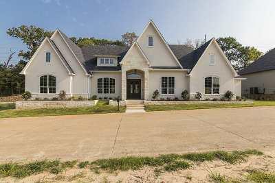 Tyler Single Family Home For Sale: 831 La Vista