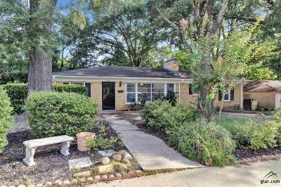 Tyler Single Family Home For Sale: 402 E 9th