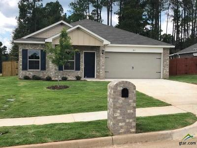 Tyler Single Family Home For Sale: 465 Ambrose