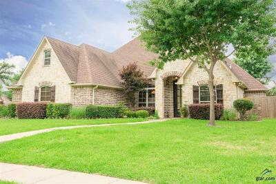 Tyler Single Family Home For Sale: 6567 Wheaton