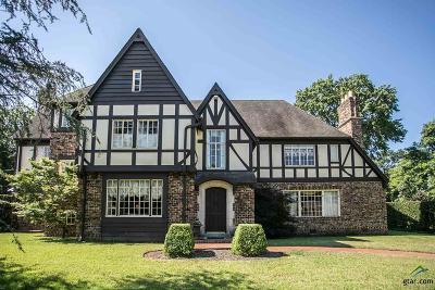 Tyler Single Family Home For Sale: 207 E Charnwood