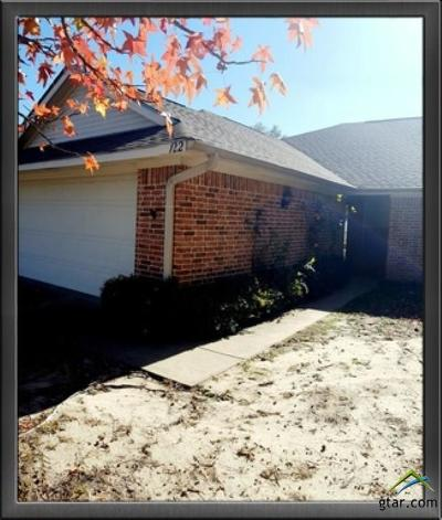 Flint Multi Family Home For Sale: 120 & 122 Colony Drive