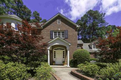 Longview Single Family Home For Sale: 7 Spring Creek Pl