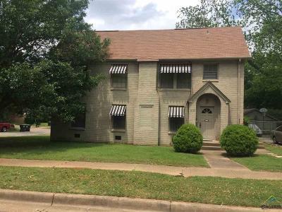 Tyler Multi Family Home For Sale: 210 E 1st St.
