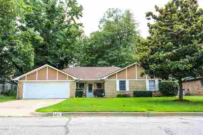 Tyler Single Family Home For Sale: 504 Sutherland