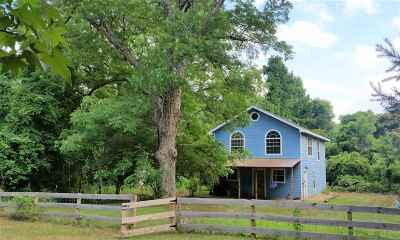 Tyler Single Family Home For Sale: 141 County Road 211 S