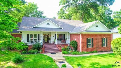 Upshur County Single Family Home For Sale: 140 Teal Ln
