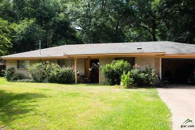 Tyler Single Family Home For Sale: 11382 County Road 2249