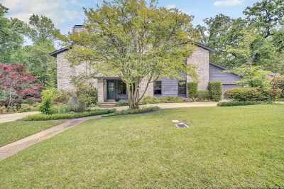 Tyler Single Family Home For Sale: 5806 Wilderness