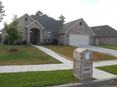 Tyler Single Family Home For Sale: 3528 Clarion Ln
