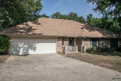 Tyler Single Family Home For Sale: 4611 Aberdeen