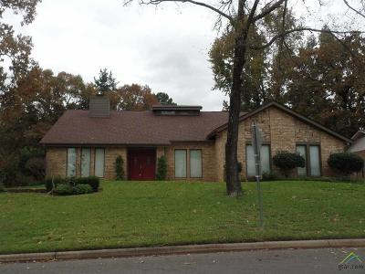 Jacksonville TX Single Family Home Contingent - Active: $235,000
