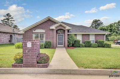 Flint Single Family Home For Sale: 821 Frederick Cir