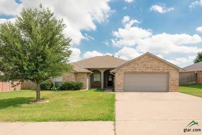 Flint Single Family Home For Sale: 11245 Meadows Drive