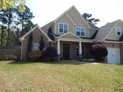 Tyler Single Family Home For Sale: 602 Huntwick