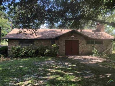 Tyler Single Family Home For Sale: 11663 Fm 2016