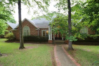 Tyler Single Family Home For Sale: 3627 River Oaks Ct