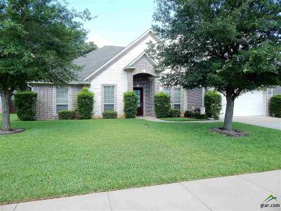 Tyler TX Single Family Home Contingent - Active: $239,500