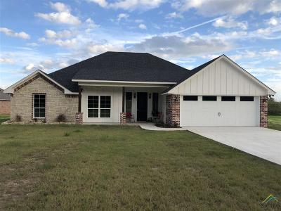 Lindale Single Family Home For Sale: 14828 County Road 424 (Lot 4a)