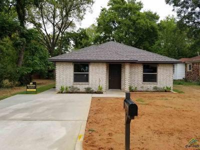 Tyler Single Family Home For Sale: 2129 N Moore