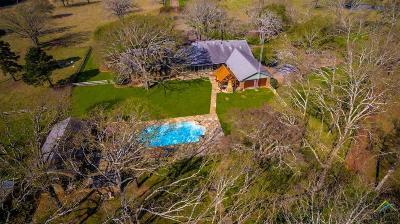 Bullard Single Family Home For Sale: 49870 Us Hwy 69n