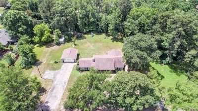 Flint Single Family Home For Sale: 11511 Sprucehill (C R 140)