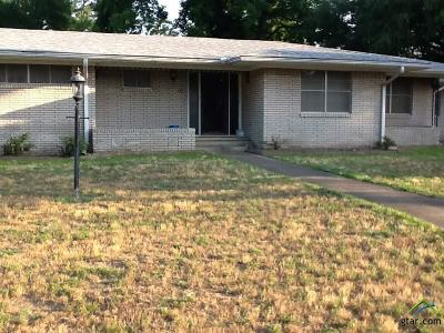 Quitman TX Single Family Home For Sale: $136,800