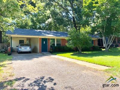 Hawkins TX Single Family Home For Sale: $113,500