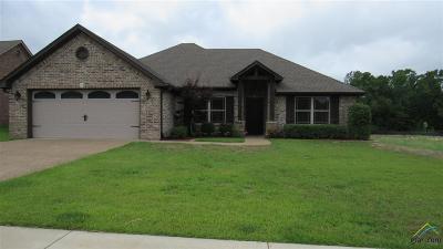 Flint Single Family Home For Sale: 11235 Water Oak Drive