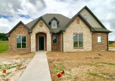 Tyler Single Family Home For Sale: 2959 Guinn Farms Rd.