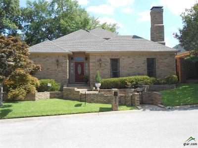Tyler Single Family Home For Sale: 512 Hyde Park