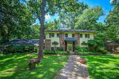 Tyler Single Family Home For Sale: 1921 Miller Dr.