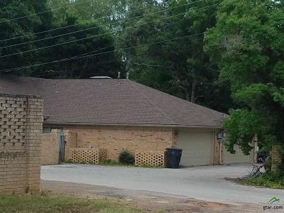 Tyler Multi Family Home For Sale: 3802 & 3804 New Copeland Rd