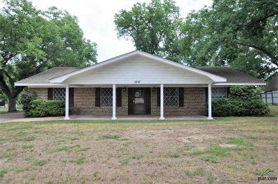 Tyler Single Family Home For Sale: 2727 Glascow