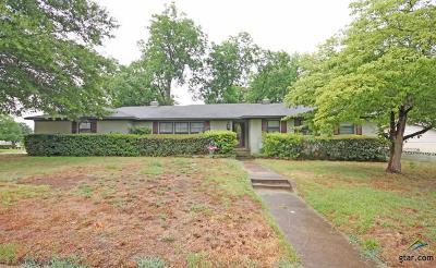Tyler Single Family Home For Sale: 1815 Decharles