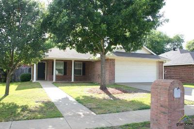 Flint Single Family Home For Sale: 19332 King Ranch