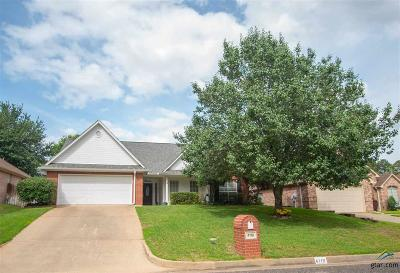 Tyler Single Family Home For Sale: 4110 Stonebrook Ln.