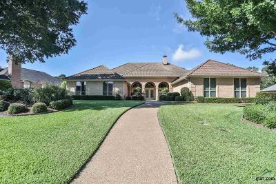 Tyler Single Family Home For Sale: 6905 Gleneagles