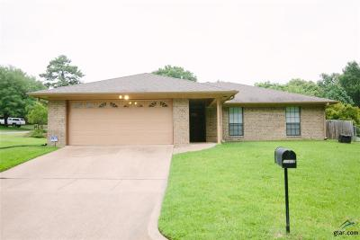 Tyler Single Family Home For Sale: 11422 Santa Fe Trl.