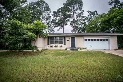 Tyler Single Family Home For Sale: 3325 Paluxy