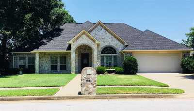 Tyler Single Family Home For Sale: 6024 Brynmar Ct.