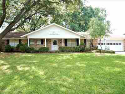 Tyler Single Family Home For Sale: 3101 Brookside Drive