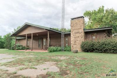 Quitman TX Single Family Home For Sale: $299,000