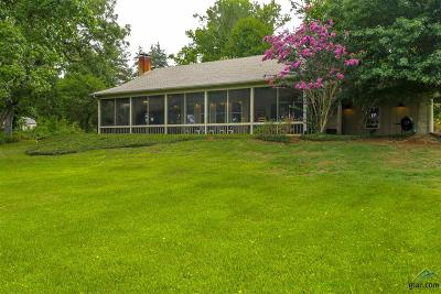 Whitehouse Single Family Home For Sale: 15390 McElroy Rd