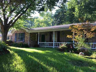 Single Family Home For Sale: 1112 Clyde Drive