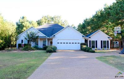 Wood County Single Family Home For Sale: 180 Pack Saddle