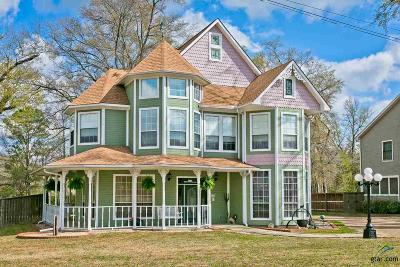Mineola Single Family Home For Sale: 140 Pat Dr