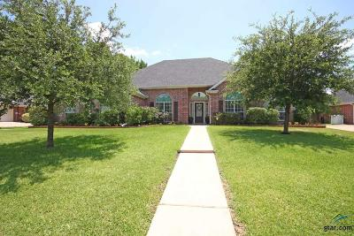 Tyler Single Family Home For Sale: 2003 Old Oak Dr